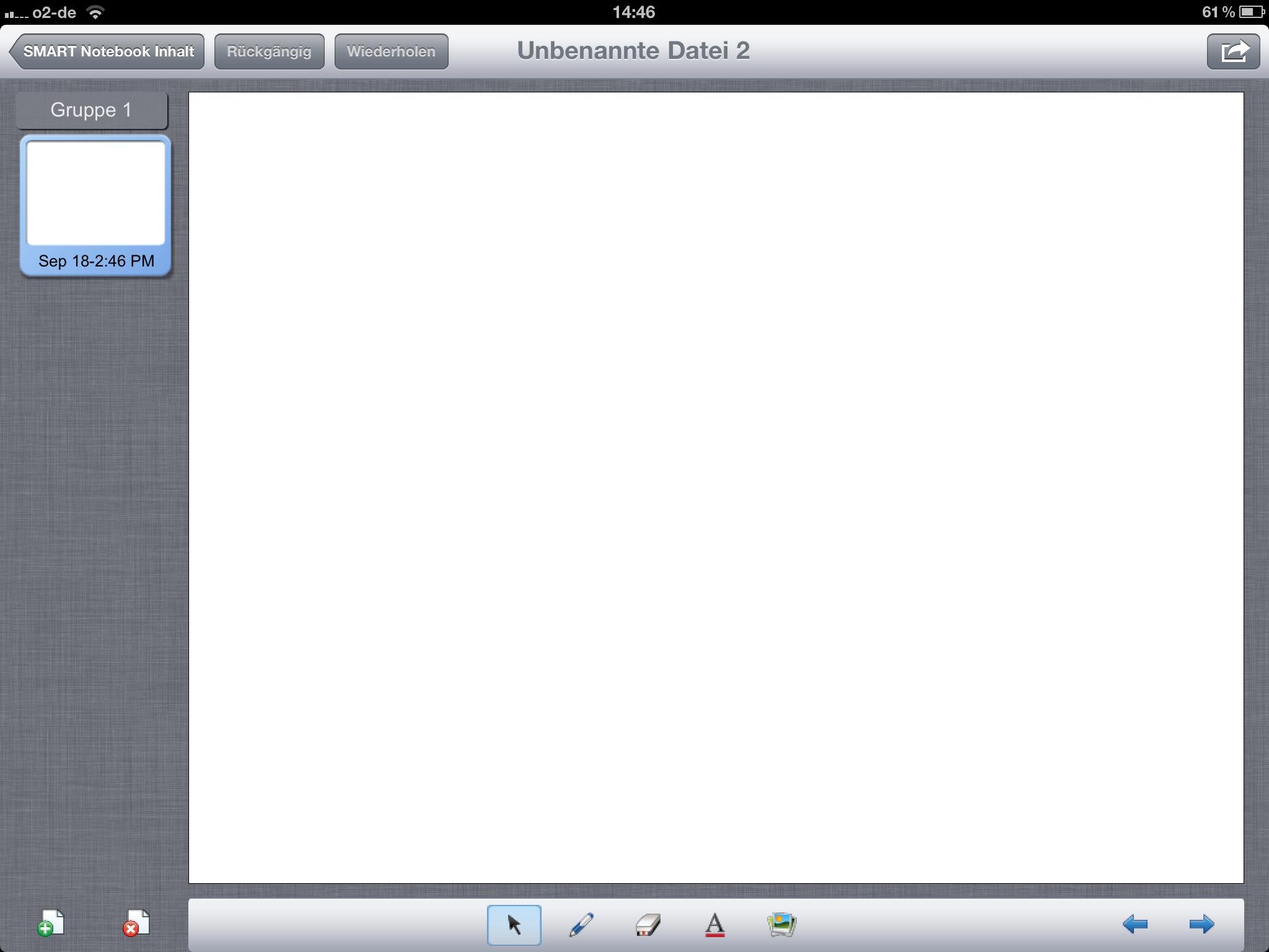 tablets schule   Smart Notebook App - Das lange Warten hat